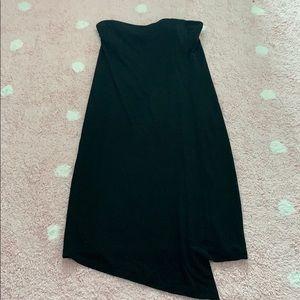 LA PERLA bustier black dress PERFEcT condition 42